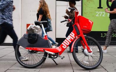 起价9元 Jump电动自行车共享服务重启 还是国内良心