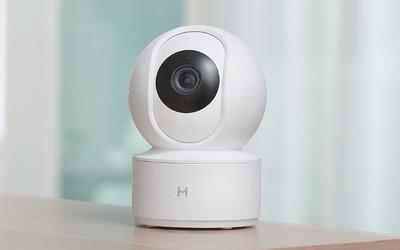 小白智能摄像机云台版领券立减 129元守护家的安全