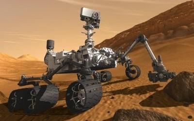 NASA好奇号开启夏日探测之旅 不过这次它得自己探索