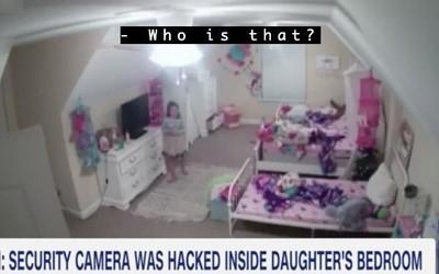 怕不怕?你的家用监控摄像头可能会成为小偷的帮凶