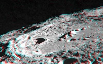 NASA在月球上发现巨大的潜在金属储藏 原因竟然是?