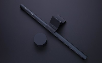 米家显示器挂灯体验:工作和生活 也要有仪式感