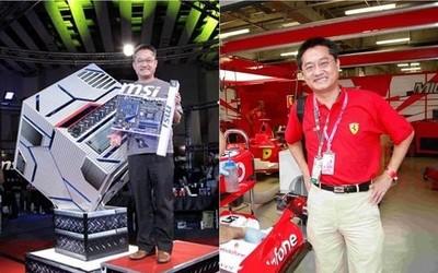 微星科技CEO江胜昌坠楼身亡 轻生原因不明任职超20年