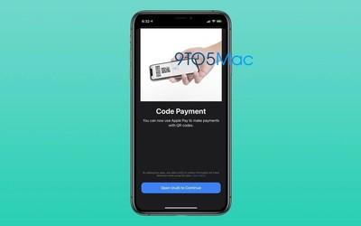 Apple Pay或将支持二维码支付 网友:能用支付宝吗?