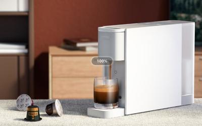 米家胶囊咖啡机众筹 为你打造属于自己的私人咖啡馆