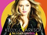 苹果iTunes泄漏Kelly Clarkson新专辑