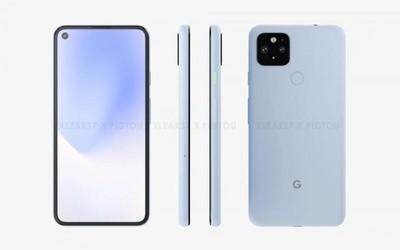 谷歌Pixel 5 XL渲染图曝光:全新配色 外观基本确定了