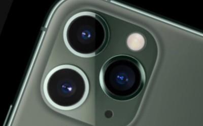 "iPhone 11 Pro摄像头原来还有这些""浴霸""设计 你喜欢吗"