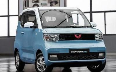 宏光MINI EV本月24日上市 预售2.98万你心动了吗?