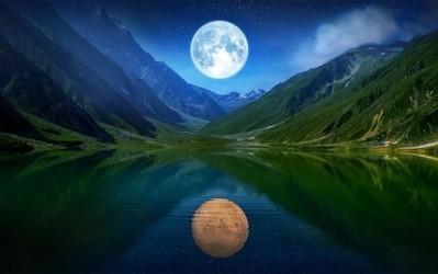外媒:NASA公布新规则保护月球和火星免受人类污染