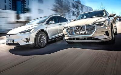 奥迪CEO谈特斯拉:你们家锂离子电池技术不完全领先