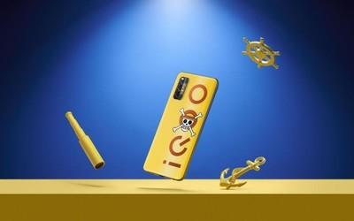 "iQOO Z1 5G联名海贼王探索""新航路"" 7月22日限量开售"