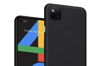 谷歌线商店意外曝光Pixel 4a 打孔屏 小蓝键 背后指纹
