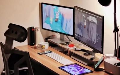 拒绝混乱!合理规划你的办公桌 让工作变得舒心又有趣