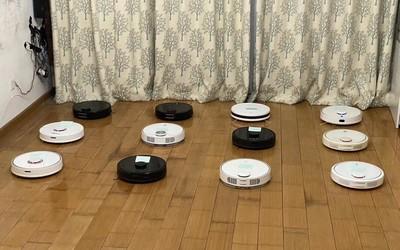 为何这样做?揭秘12台扫地机器人大战背后的故事