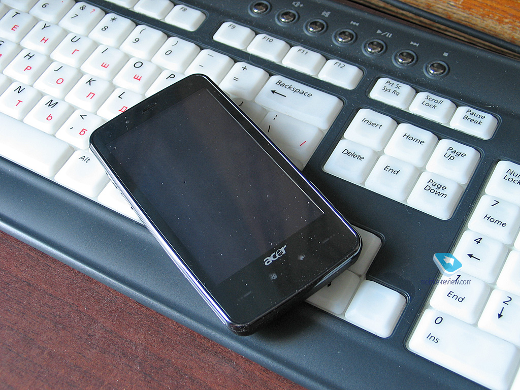 文章图片初生牛犊 智能手机新星acer f900评测 第1张 共13