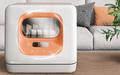 聪米洗碗机明日正式推出 双重高温杀菌+洗烘存一体