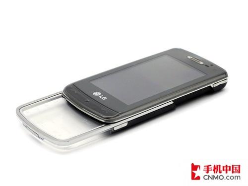 文章图片晶莹剔透之美 透明键盘lg gd900今上市 第2张 共2...