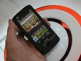 09通信展新机抢先看 3G智能机中兴U700