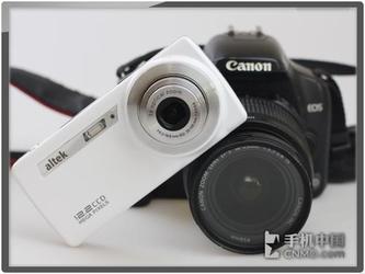 手机单反对决 华晶T8680拍照PK佳能450D