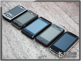 """最强""""G3""""终端会师 09年度TD手机横评"""