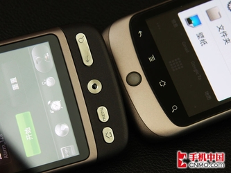 性能提升 HTC Desire对比Nexus One评测