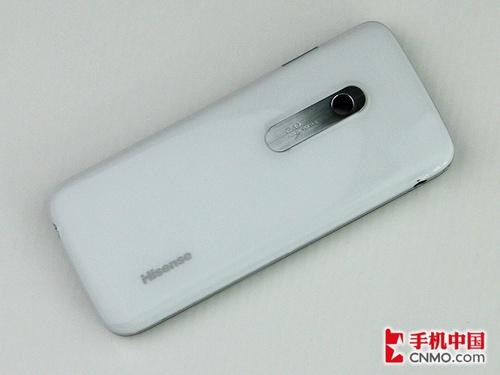 纯白时尚 低价全能3g手机海信e500评测