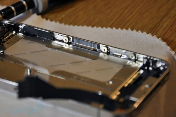 苹果6拆机详细图解