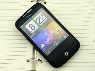 小巧时尚 HTC最新入门机WildFire评测