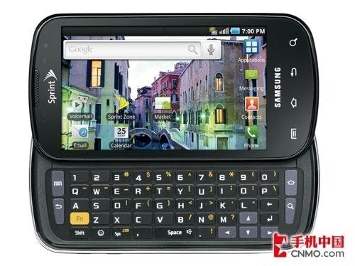 首款准4G全键盘手机 三星Epic 4G将上市
