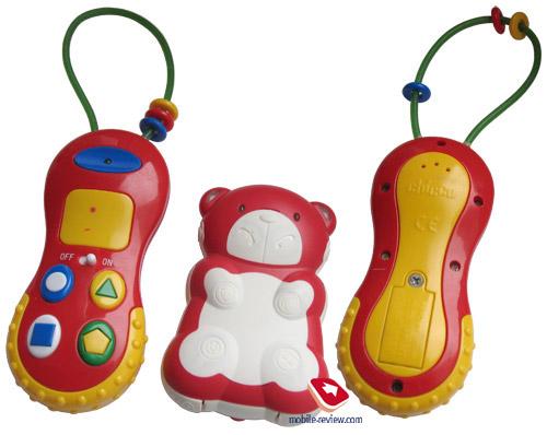 超萌系的山寨机 可爱娃娃造型手机图赏