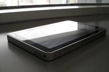 狙击iPad 谷歌联手ihkc推7寸平板电脑