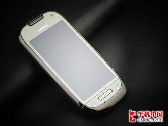 Symbian^3时尚首选 诺基亚C7行货首评