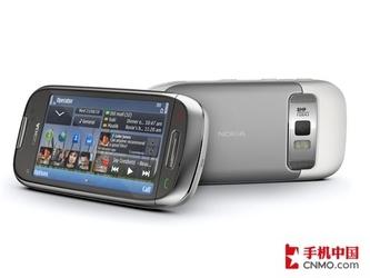 不只是时尚 Symbian^3诺基亚C7特色解析