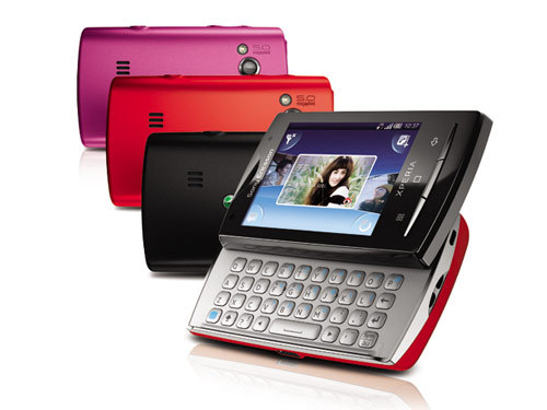 索尼爱立信精巧智能手机XPERIA U20i-小迷你大智慧 索尼爱立信U20i