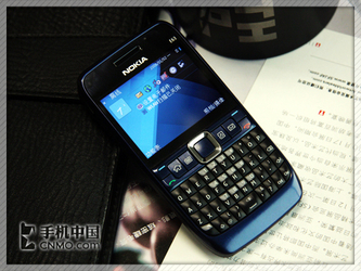 经典智能全键盘 行货诺基亚E63超值价