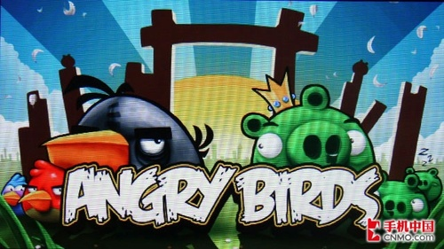 Symbian^3愤怒的小鸟测试版C7首发实测