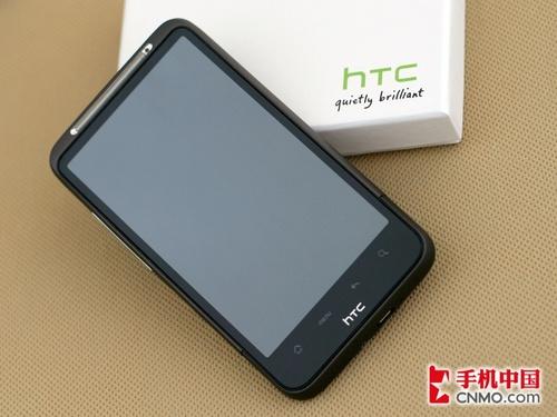 顶级性能新旗舰 HTC Desire HD首发评测