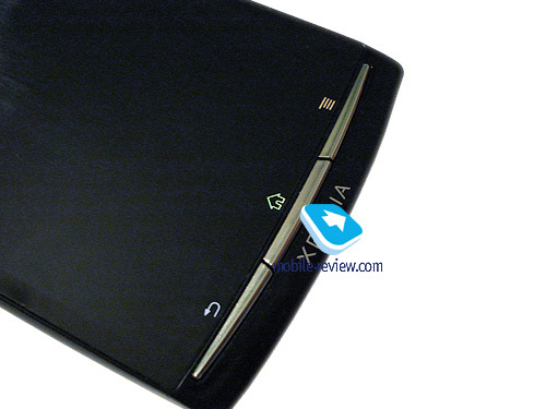 索尼爱立信XPERIA系列智能手机传统按键设计-1200万像素Android 索