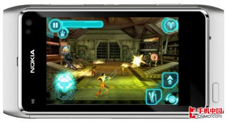 GL官方推荐 5款N8必安装高清游戏大作