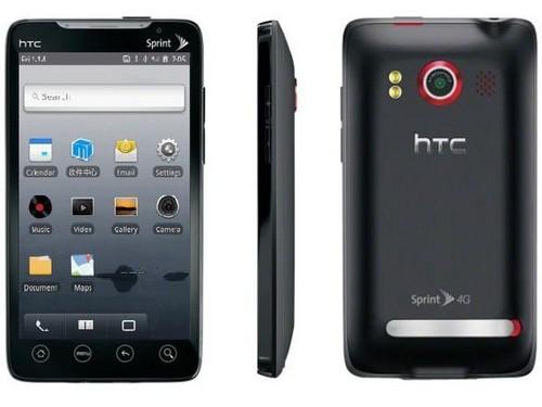 4.3寸大屏体验魅族M9 HTC EVO 4G新弄法