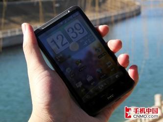 4.3寸巨屏Android旗舰 HTC 渴望HD评测