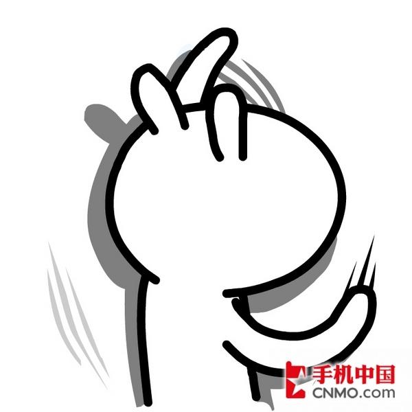 能机q8 手机图片 手机中国 -兔斯基的诱惑 摩托罗拉最新智能机Q8