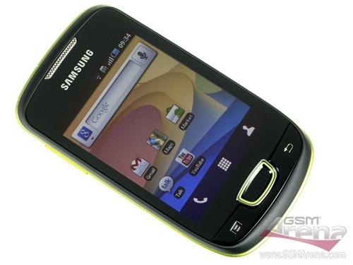 "Galaxy系列""Mini""小将 三星S5570评测"