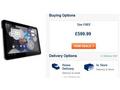 Motorola Xoom 3G makes it to the UK, pre-orders ha