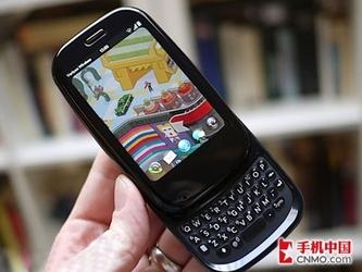 Palm pre plus抢购中 触控全键盘首选