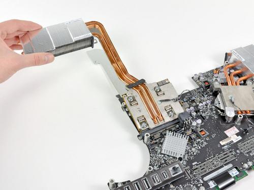 5寸一体机 苹果imac拆解图赏