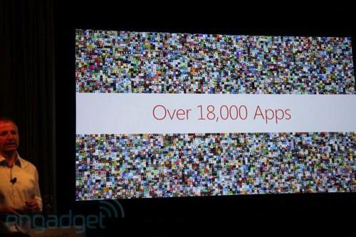 直播:微软WP7系统全新Mango升级发布会