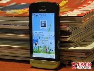 诺基亚C5-03只卖1438元 S60 V5智能机