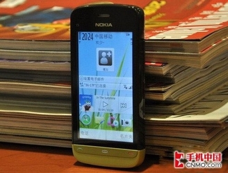 行货诺基亚C5-03热销中 S60 V5智能机